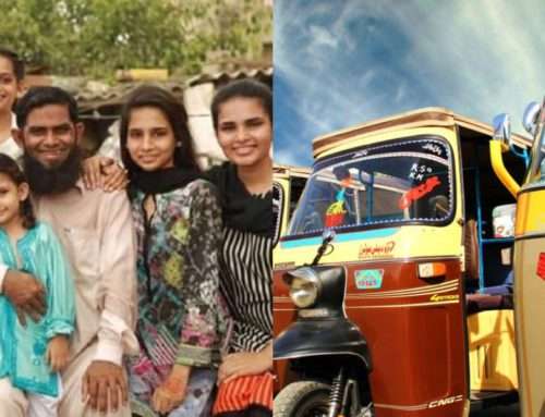 A Rickshaw Driver Who Worked To Educate His 6 Daughters