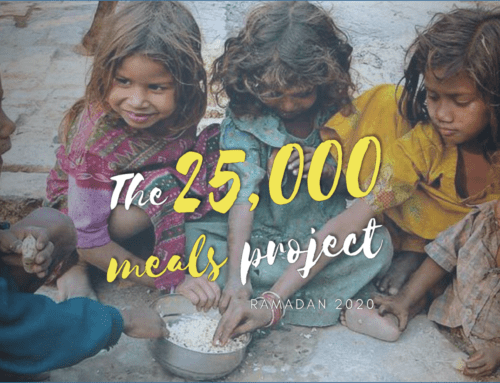 25,000 Meals Project